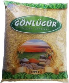 Bulgur 2.5 Kg. Paket
