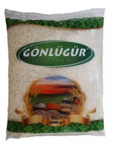 Pirinç 2.5 Kg. Paket